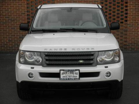 2006 Land Rover Range Rover Sport for sale at Kevin's Kars LLC in Richmond VA
