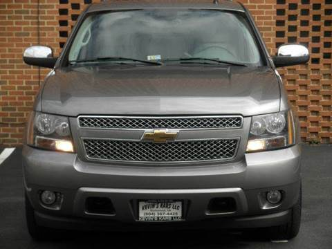 2007 Chevrolet Tahoe for sale at Kevin's Kars LLC in Richmond VA