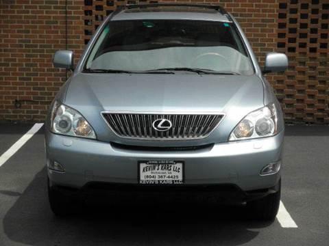2006 Lexus RX 330 for sale at Kevin's Kars LLC in Richmond VA