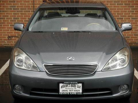 2006 Lexus ES 330 for sale at Kevin's Kars LLC in Richmond VA