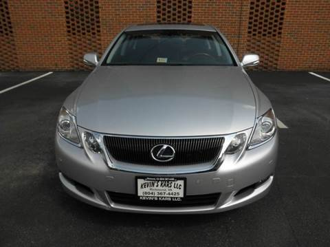 2009 Lexus GS 350 for sale at Kevin's Kars LLC in Richmond VA