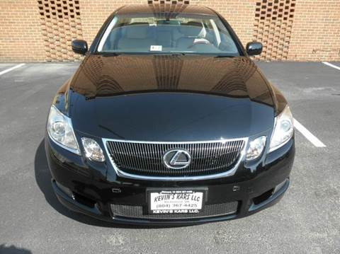 2007 Lexus GS 350 for sale at Kevin's Kars LLC in Richmond VA