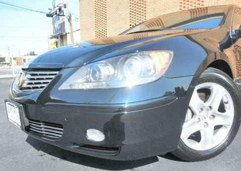 2008 Acura RL for sale at Kevin's Kars LLC in Richmond VA