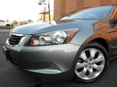 2009 Honda Accord for sale at Kevin's Kars LLC in Richmond VA