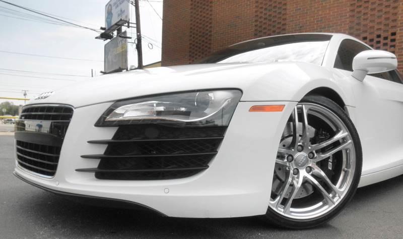 2009 Audi R8 for sale at Kevin's Kars LLC in Richmond VA