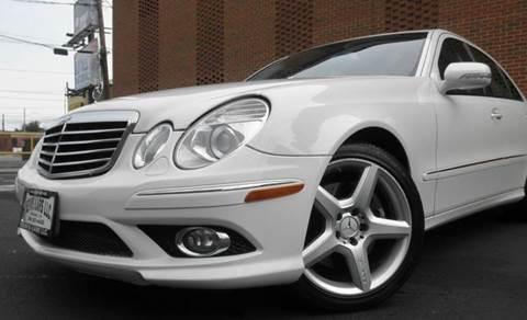 2009 Mercedes-Benz E-Class for sale at Kevin's Kars LLC in Richmond VA