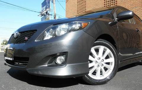 2010 Toyota Corolla for sale at Kevin's Kars LLC in Richmond VA