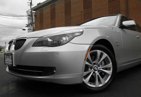 2009 BMW 5 Series for sale at Kevin's Kars LLC in Richmond VA