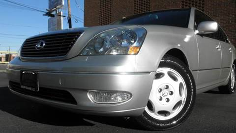 2001 Lexus LS 430 for sale at Kevin's Kars LLC in Richmond VA