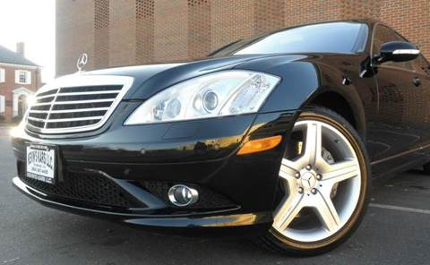 2008 Mercedes-Benz S-Class for sale at Kevin's Kars LLC in Richmond VA