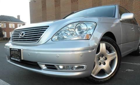 2005 Lexus LS 430 for sale at Kevin's Kars LLC in Richmond VA