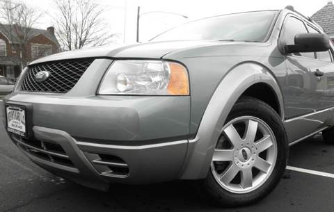 2006 Ford Freestyle for sale at Kevin's Kars LLC in Richmond VA
