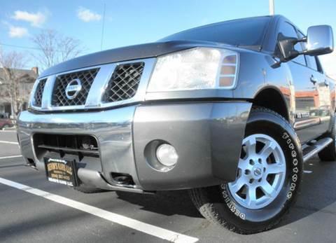 2005 Nissan Titan for sale at Kevin's Kars LLC in Richmond VA