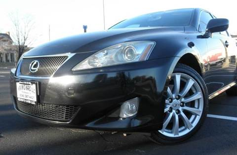 2007 Lexus IS 250 for sale at Kevin's Kars LLC in Richmond VA