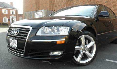 2008 Audi A8 for sale at Kevin's Kars LLC in Richmond VA