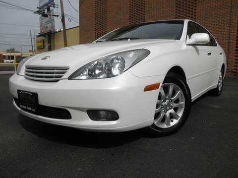2004 Lexus ES 330 for sale at Kevin's Kars LLC in Richmond VA