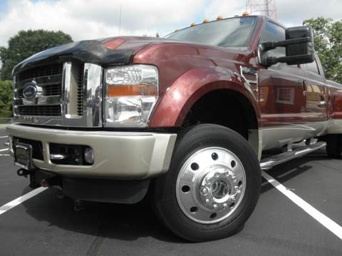 2008 Ford F-450 Super Duty for sale at Kevin's Kars LLC in Richmond VA