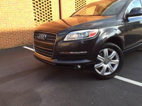 2007 Audi Q7 for sale at Kevin's Kars LLC in Richmond VA
