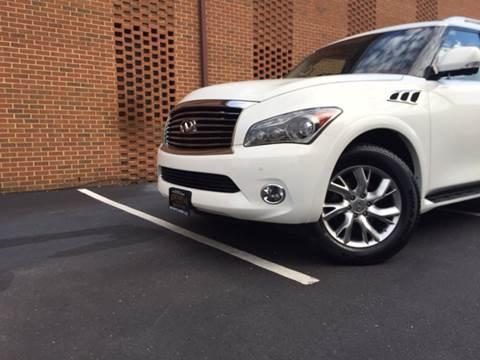 2011 Infiniti QX56 for sale at Kevin's Kars LLC in Richmond VA