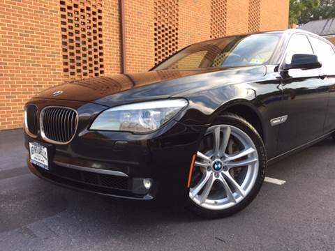 2010 BMW 7 Series for sale at Kevin's Kars LLC in Richmond VA