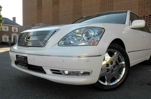 2004 Lexus LS 430 for sale at Kevin's Kars LLC in Richmond VA