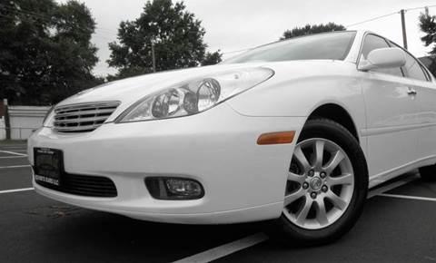 2003 Lexus ES 300 for sale at Kevin's Kars LLC in Richmond VA