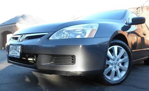 2007 Honda Accord for sale at Kevin's Kars LLC in Richmond VA
