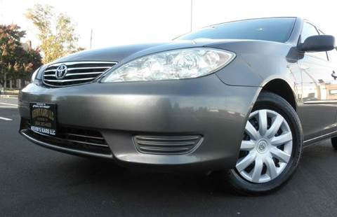 2005 Toyota Camry for sale at Kevin's Kars LLC in Richmond VA