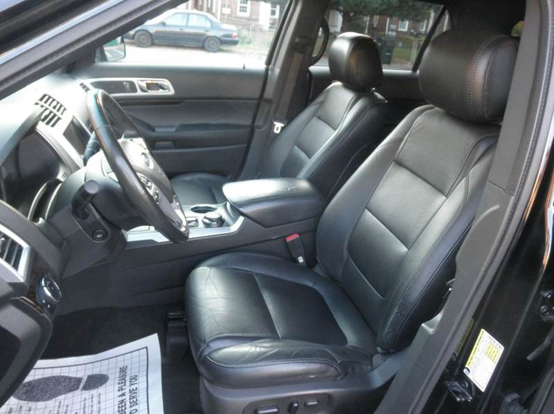 2013 Ford Explorer Limited AWD 4dr SUV - Richmond VA