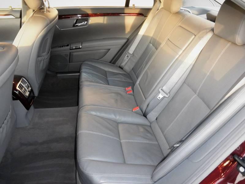 2008 Mercedes-Benz S-Class AWD S 550 4MATIC 4dr Sedan - Richmond VA