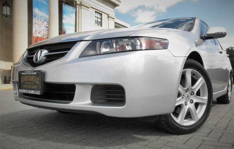 2004 Acura TSX for sale at Kevin's Kars LLC in Richmond VA