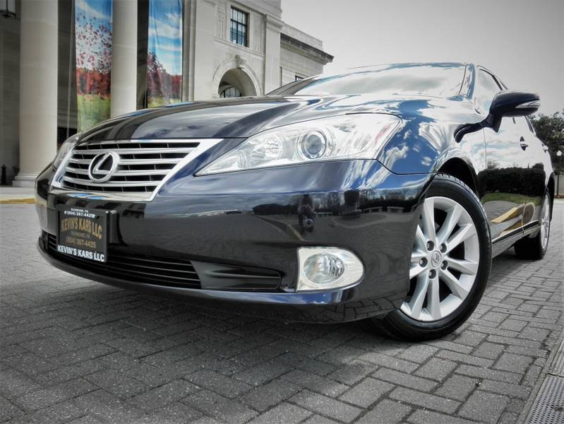 2010 Lexus ES 350 4dr Sedan - Richmond VA