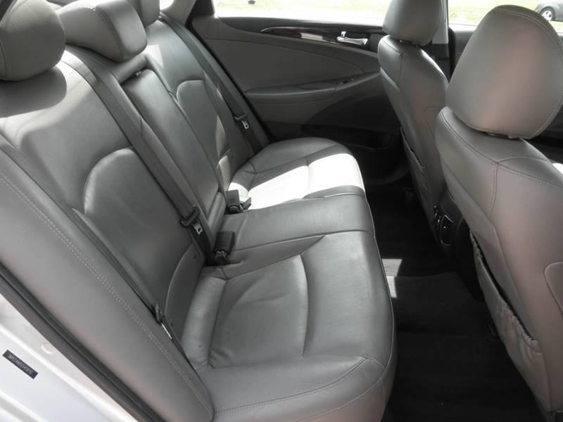 2012 Hyundai Sonata Limited 2.0T 4dr Sedan 6A - Richmond VA