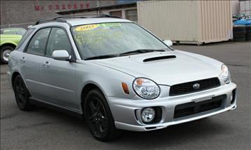 2003 Subaru Impreza for sale in Eugene, OR