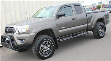 2013 toyota tacoma for sale oregon. Black Bedroom Furniture Sets. Home Design Ideas