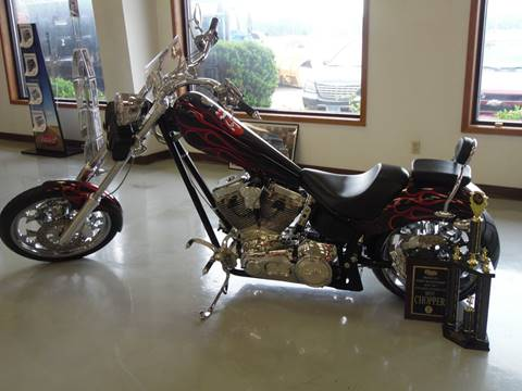 2006 American Ironhorse Chopper for sale at Heartland Classic Cars in Effingham IL