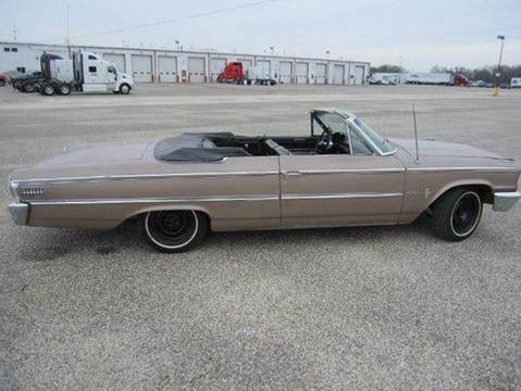 1963 Ford Galaxie 500 for sale at Heartland Classic Cars in Effingham IL