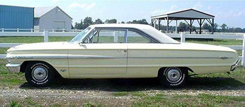 1964 Ford Galaxie 500 XL for sale at Heartland Classic Cars in Effingham IL
