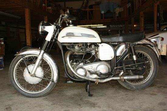 1964 Norton  Atlas 750 for sale at Heartland Classic Cars in Effingham IL