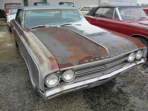 1964 Oldsmobile Cutlass 2 Door for sale at Heartland Classic Cars in Effingham IL