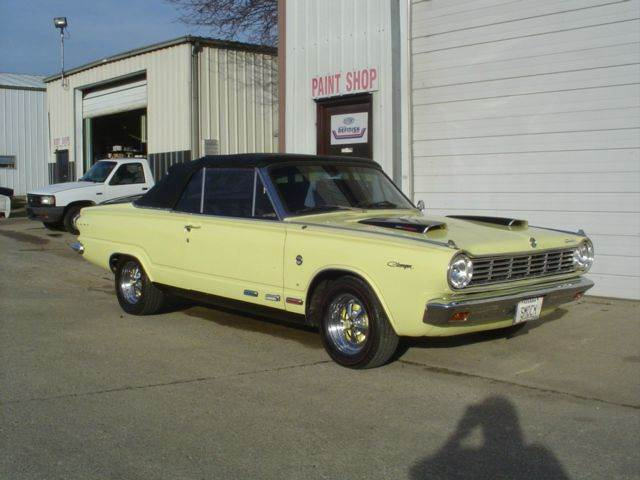 1965 Dodge Dart Charger for sale at Heartland Classic Cars in Effingham IL