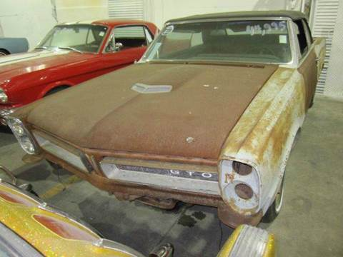 1965 Pontiac GTO for sale at Heartland Classic Cars in Effingham IL