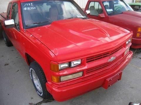 1989 Chevrolet C/K 1500 Series for sale in Effingham, IL