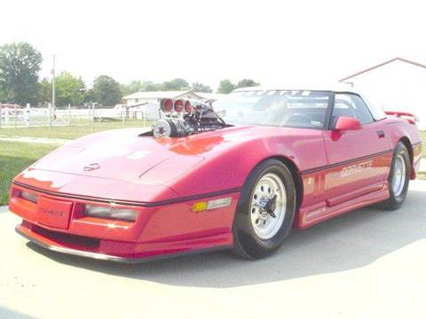 1986 Chevrolet Corvette for sale at Heartland Classic Cars in Effingham IL