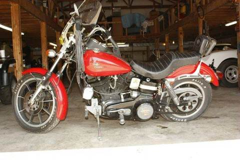 1980 Harley-Davidson Low Rider for sale at Heartland Classic Cars in Effingham IL