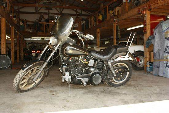 1982 Harley-Davidson Sturgis for sale at Heartland Classic Cars in Effingham IL