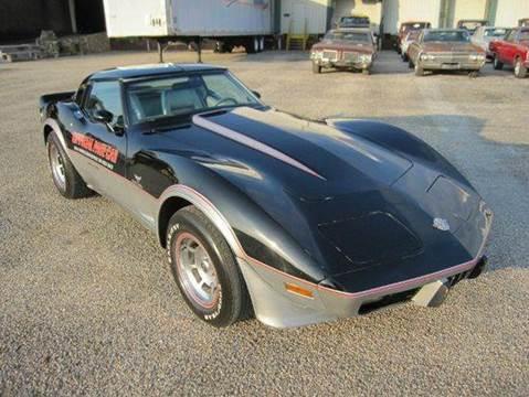 1978 Chevrolet Corvette for sale in Effingham, IL