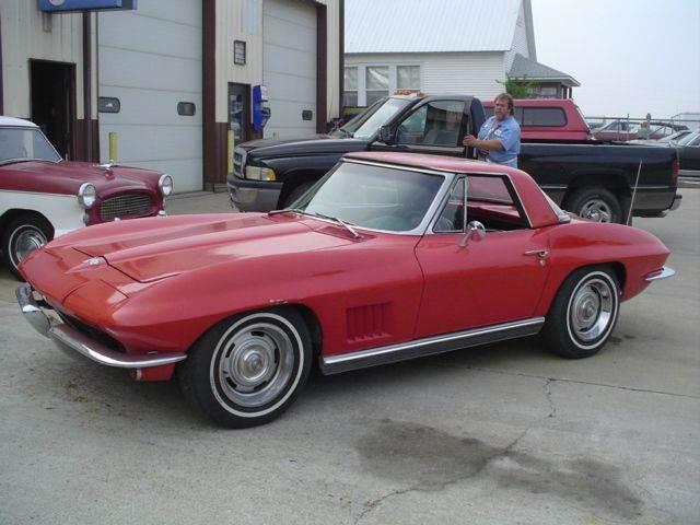 1966 chevrolet corvette convertible in effingham il heartland classic cars. Black Bedroom Furniture Sets. Home Design Ideas