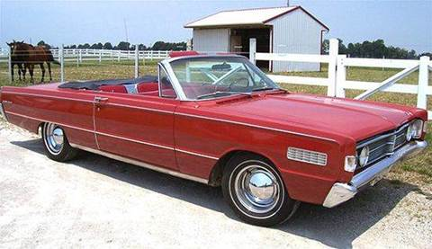 1966 Mercury Monterey for sale at Heartland Classic Cars in Effingham IL