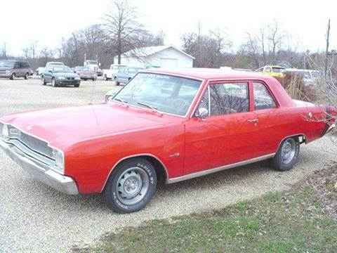 1967 Dodge Dart for sale at Heartland Classic Cars in Effingham IL